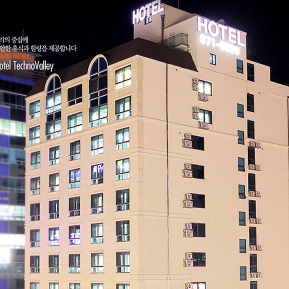 [대전/유성] 베니키아 테크노밸리 호텔