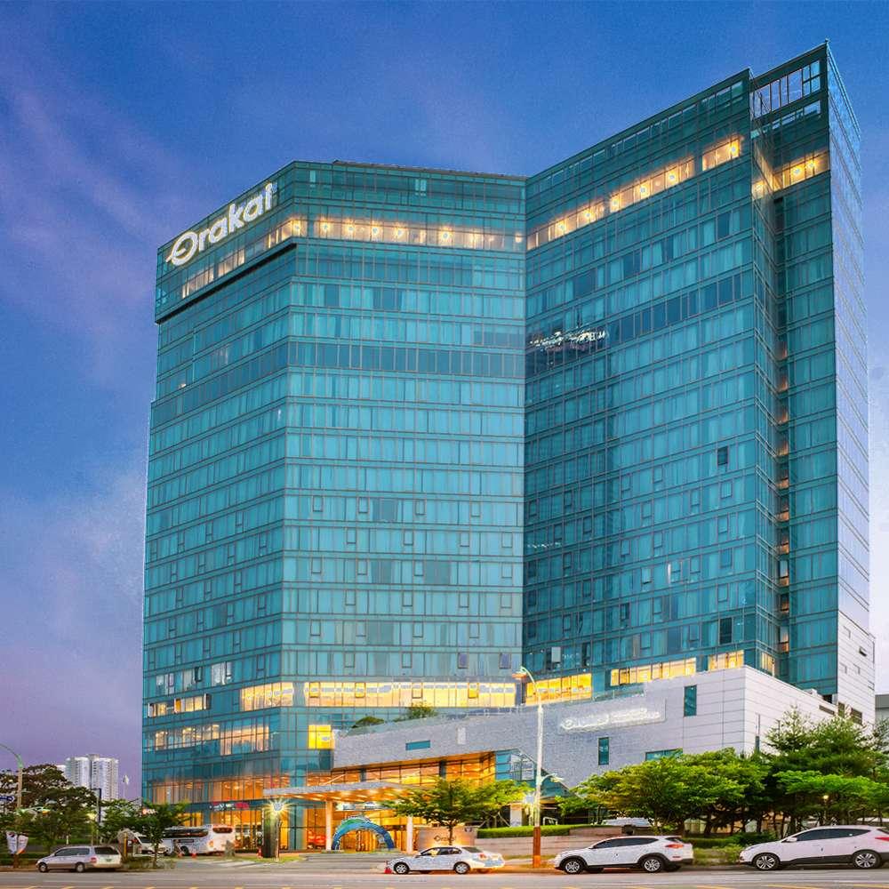 [인천] 오라카이 송도파크 호텔
