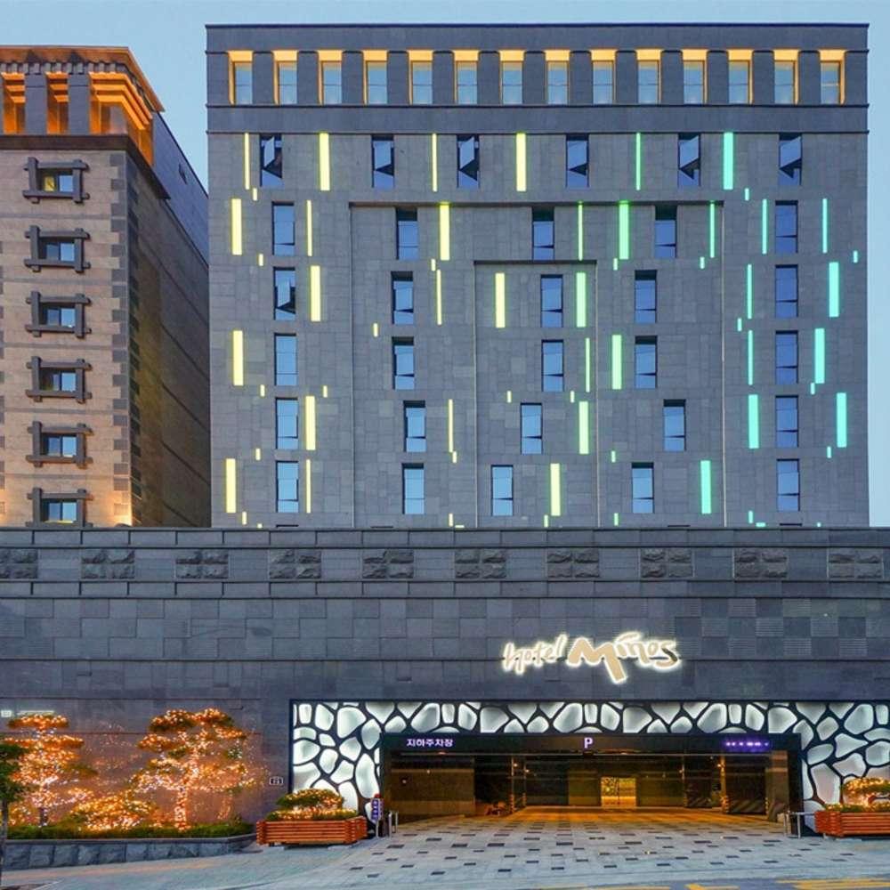 [화성] 미노스 호텔