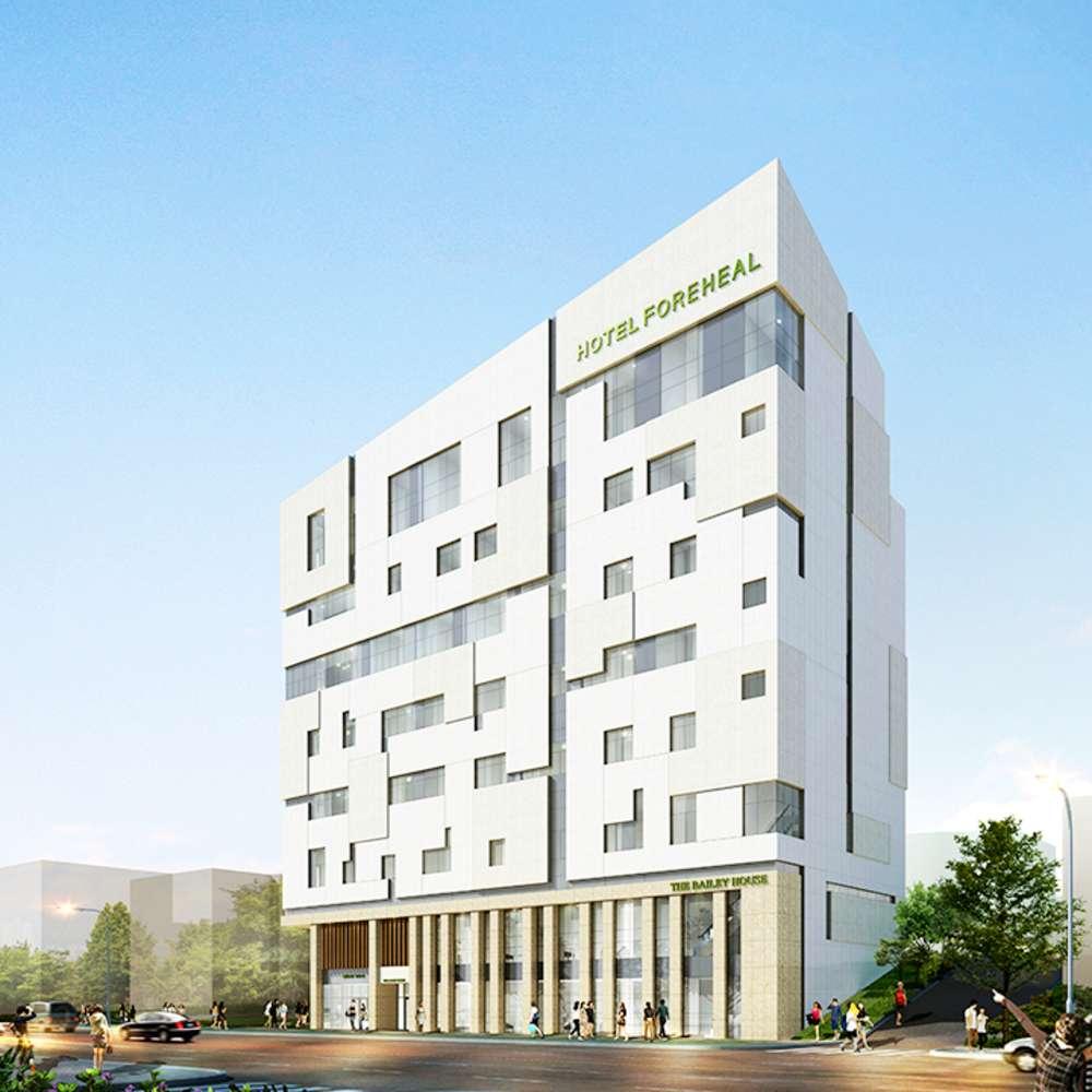 [강남] 호텔 포레힐