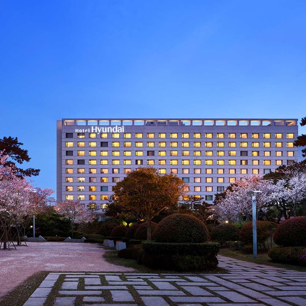 [울산] 현대 호텔 울산
