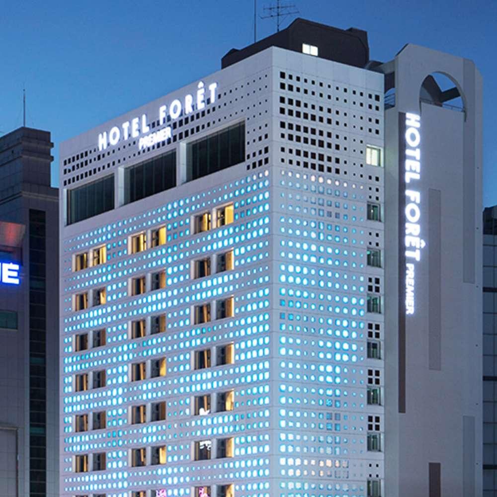 [중구] 호텔 포레 프리미어 남포