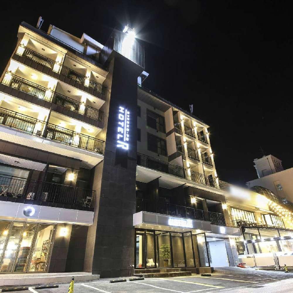 [강릉] 호텔 알