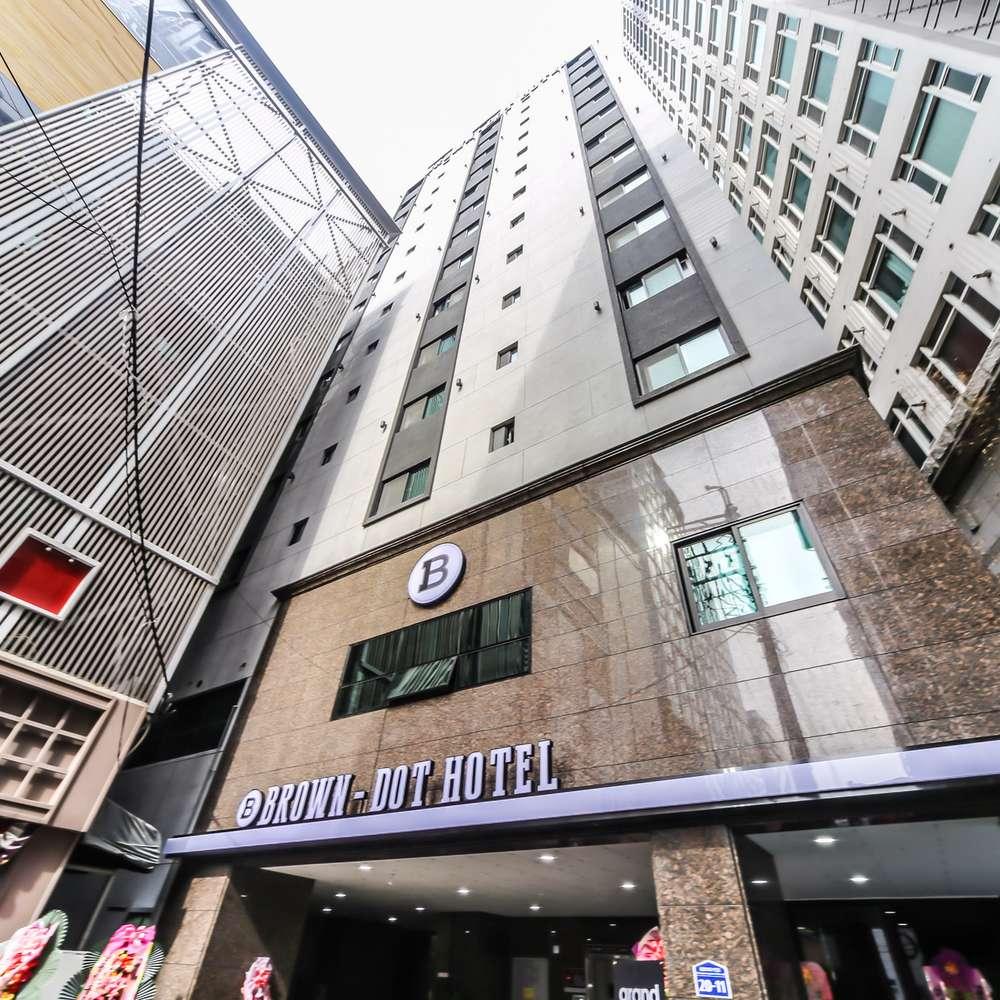 [부산서면] 서면 브라운도트 호텔 범천점