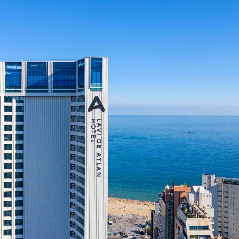 [해운대] 라비드아틀란 호텔