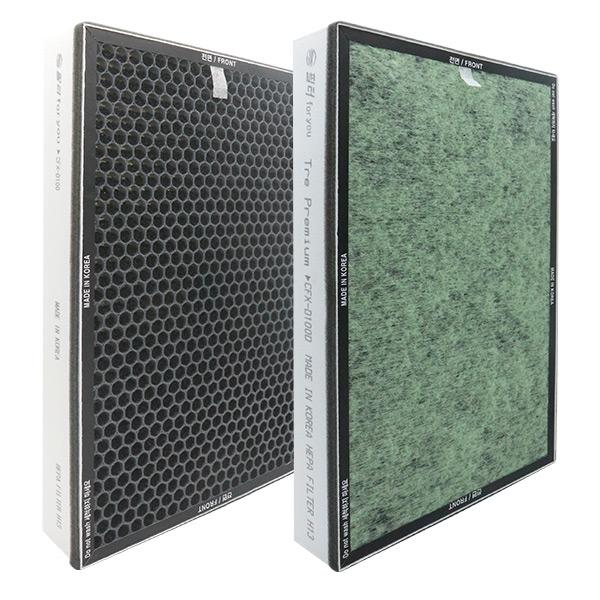 삼성 공기청정기 AX60N5580WDD 필터 CFX-D100D 호환, 01 기본형