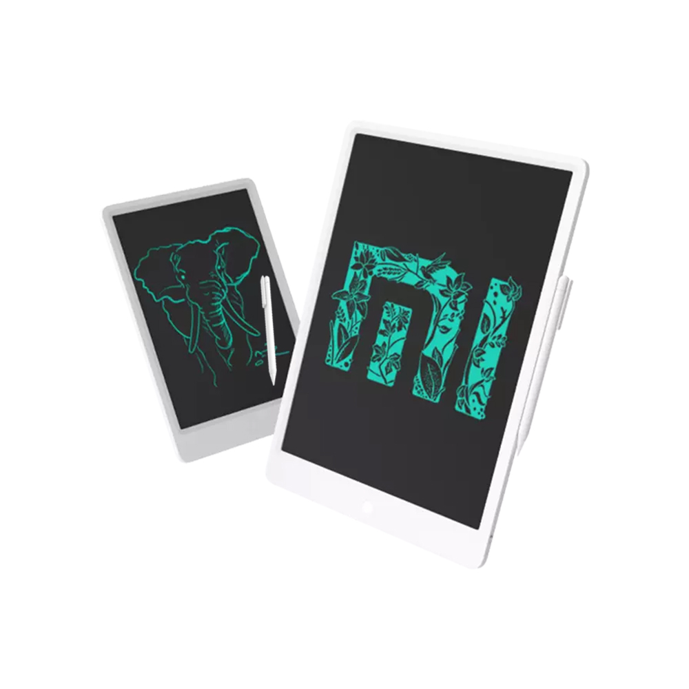 샤오미 드로잉 그림 패드 태블릿 전자노트 두뇌개발 10인치 13.5인치 무료배송, 화이트