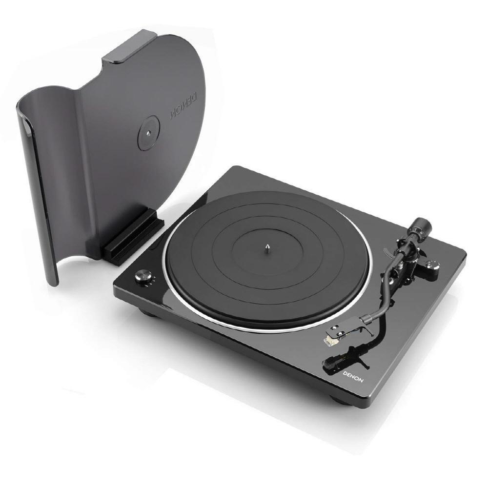 Denon DP-400 세미 오토매틱 빈티지 아날로그 턴테이블 33 1-3. 45 78 RPM, 단일상품