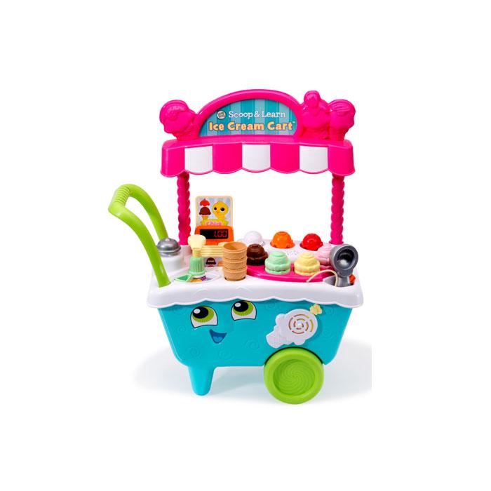 LeapFrog 립프로그 아이스크림 카트 LeapFrog Scoop and Learn Ice Cream Cart
