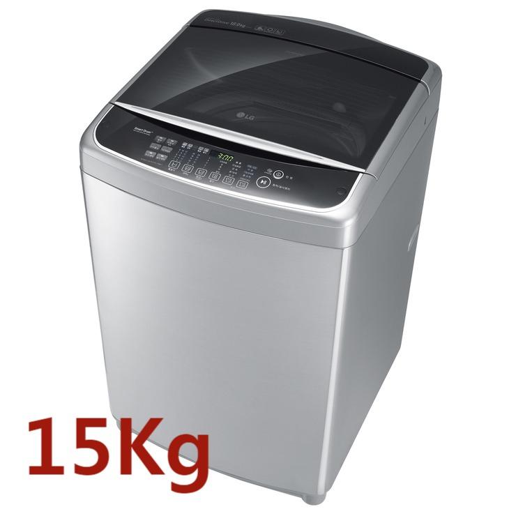 LG전자 CJ 통돌이세탁기 15kg 실버  T15DT 기존제품무료수거