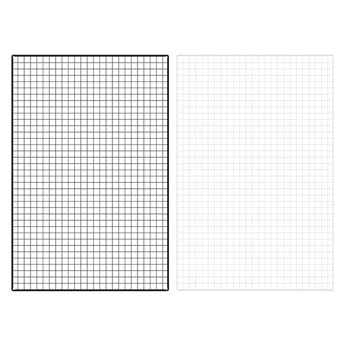 메쉬망 (휀스망) - 1200x1800mm, 화이트