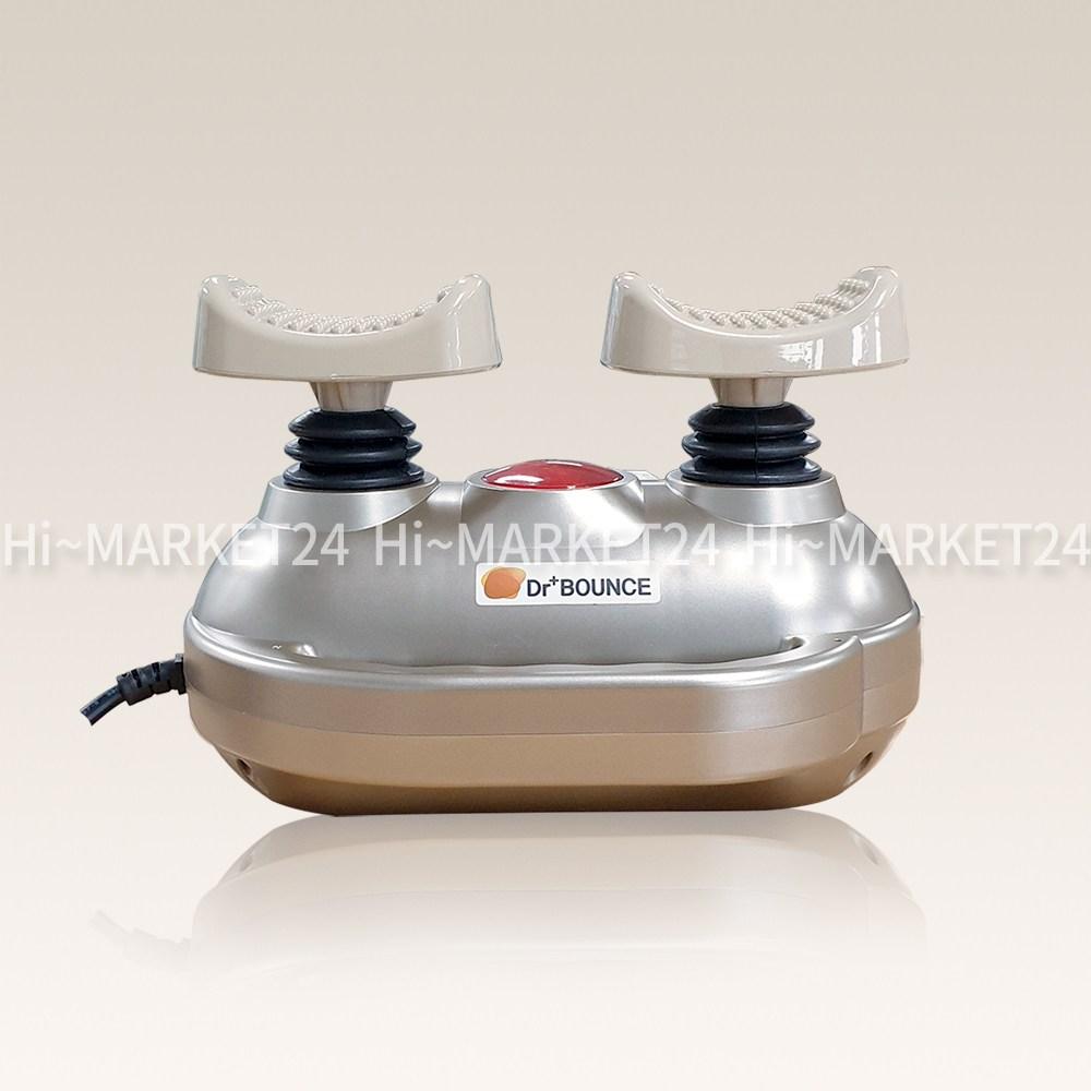 닥터바운스 발목펌프 자동운동기 발목 종아리 안마기, 화이트, 1개 (POP 1141925213)