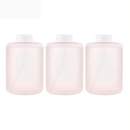 샤오미 미지아 자동거품 손세정제 손세정기2세대 전용 세정액 리필, 핑크 손세정제 (아미노산 보습형 3개입)