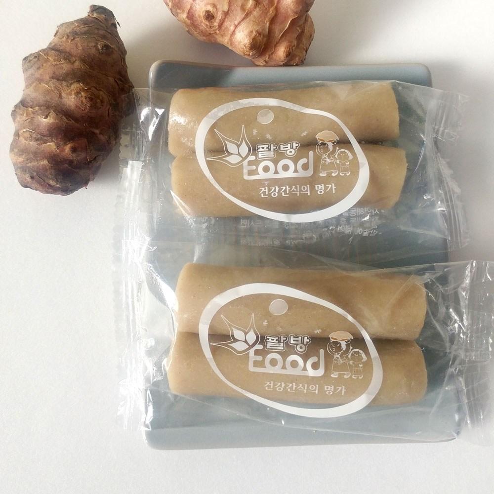 팔방푸드 당뇨 다이어트 돼지감자 현미가래떡(1kg), 1kg, 1개