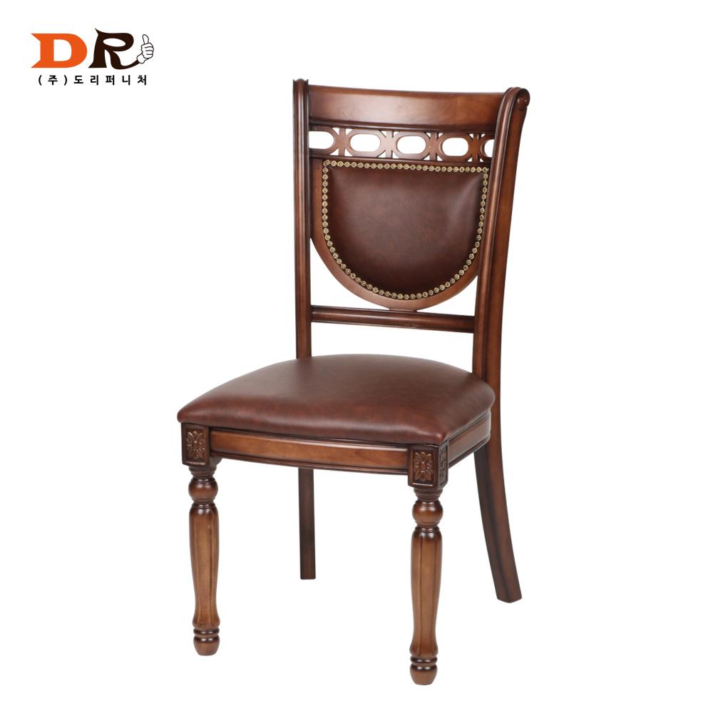 도리퍼니처 앙드레 식탁의자 /테이블 고급 엔틱의자, 앙드레의자