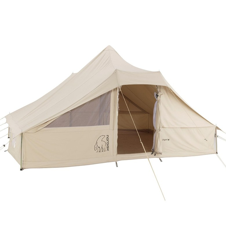 NORDISK 야외 캠핑 감성 코튼 텐트, Utgard 13.2 텐트 SF 익스프레스 배