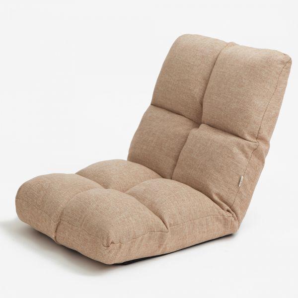 커블 손연재 등받이 체어 허리디스크 거북목 좌식 의자, 그린