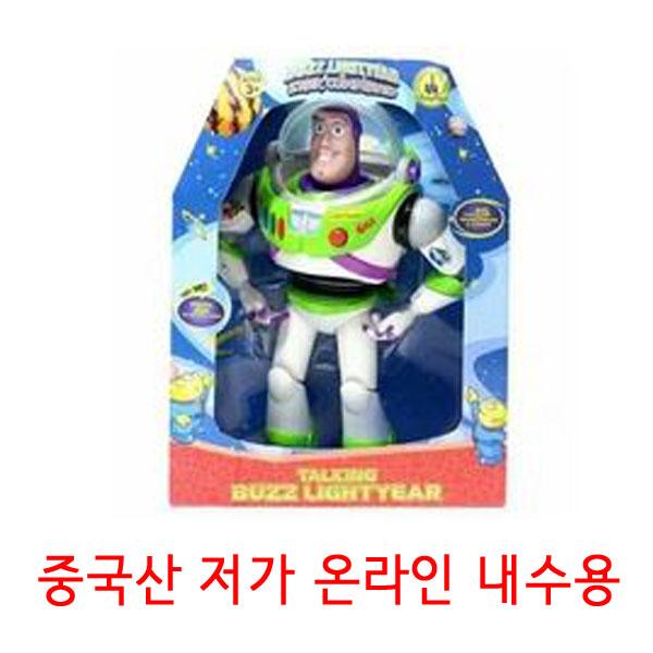 디즈니정품 토이스토리 버즈/우디 피규어(30cm), 옵션2