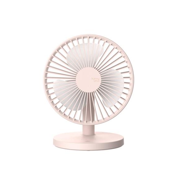 탁상용 미니 선풍기 끝판왕 저소음 무선, 핑크 (POP 1637922613)