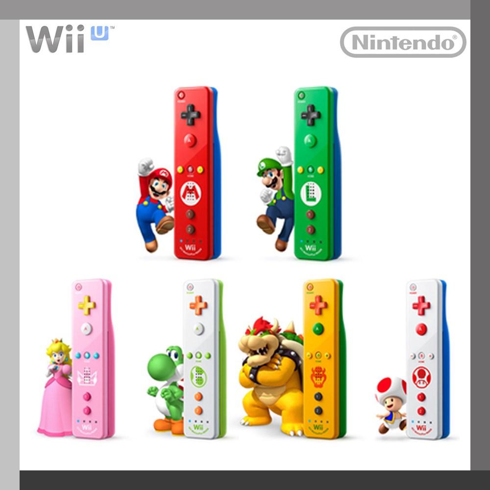 닌텐도 정품 Wii 리모컨 플러스 마리오 시리즈, 피치공주 B00K73DP5M