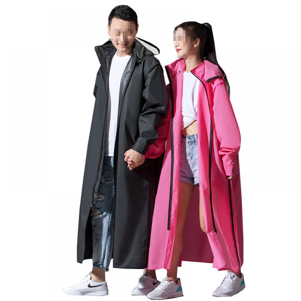 kirahosi 우비 성인 캐주얼 레인코트 여성 비옷 172호+덧신증정 BVsetyiy