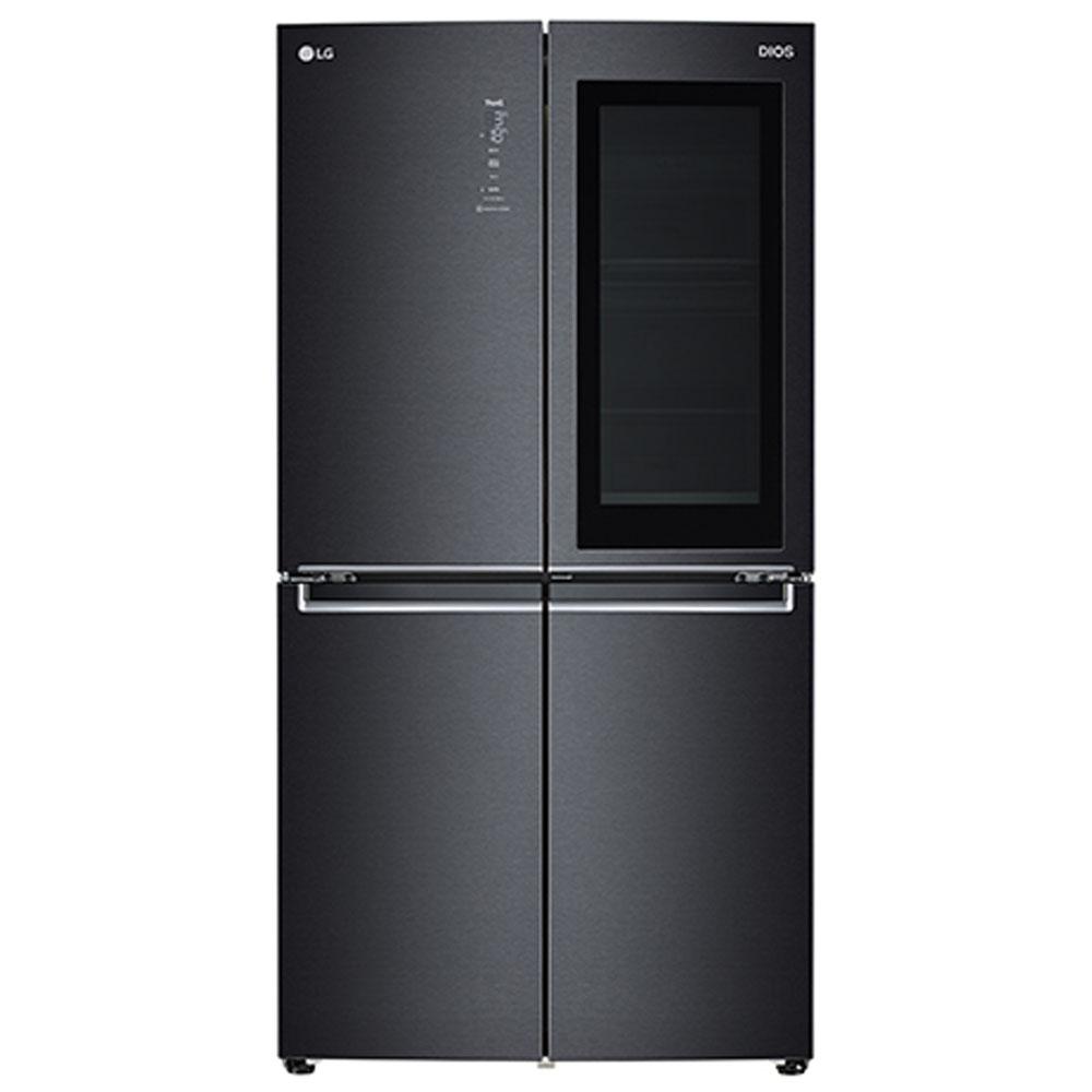 LG전자 F873MT75E 노크온 매직스페이스 1등급 냉장고 870L 2~3주소요