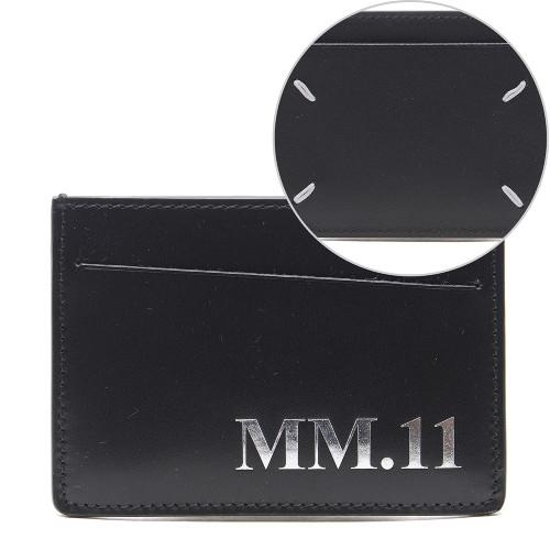 [메종마르지엘라] 20FW 남성 MM.11 스티치 카드지갑 (S35UI0449_P0215_T8013_20F)