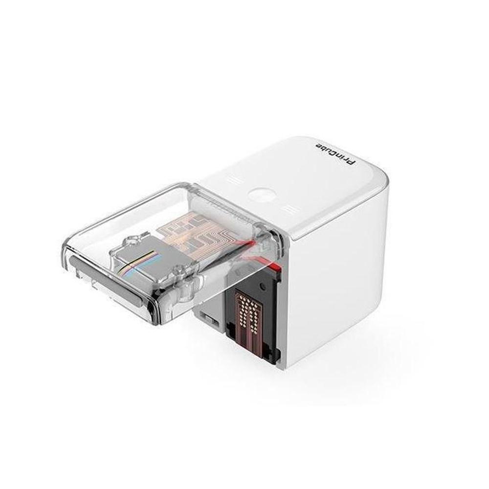 [정품]프린큐브 세상에서 가장 작은 모바일 컬러프린터(잉크포함)