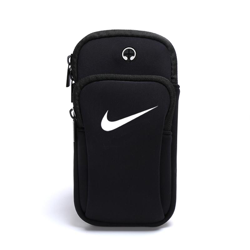 휴대폰케이스 스포츠 암밴드 남여공용 방수 팔가방 손가방, 블랙