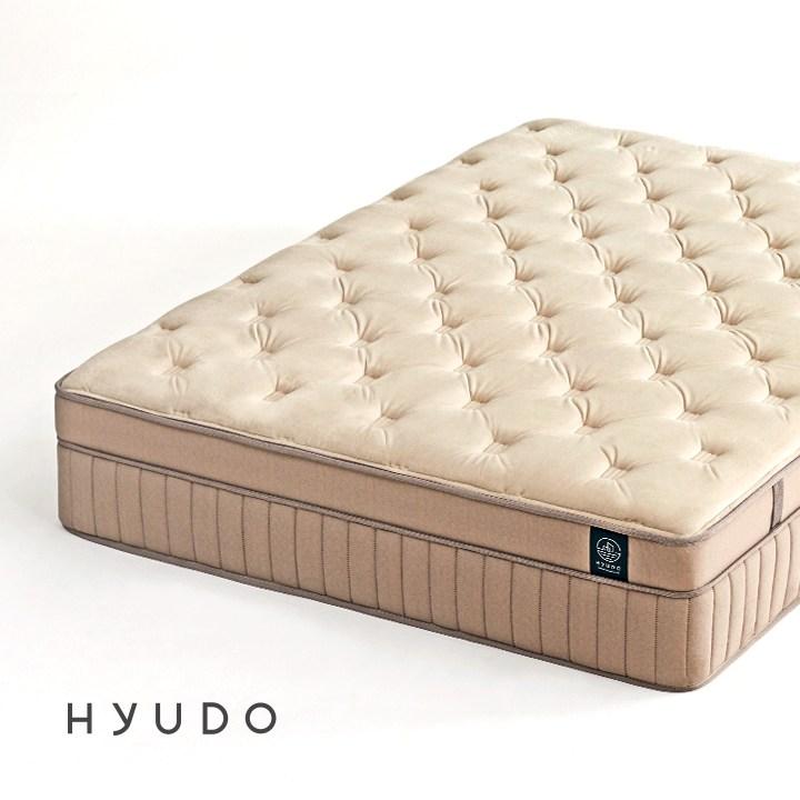 [휴도] 아늑한 제주 37cm 침대 투매트리스 하드타입 (SS Q K)
