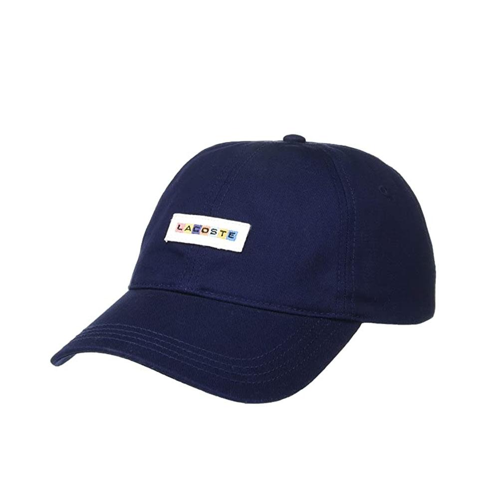 라코스테 모자캡 RK8905-51 Lacoste raphic Twill Hat