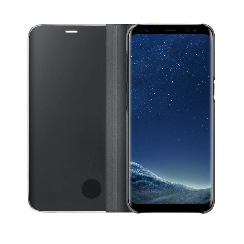 베일스마트 갤럭시 노트9 클리어 뷰 스텐드 케이스 휴대폰