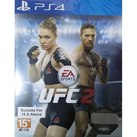 플스4 PS4 게임 타이틀 S134 EA Sports UFC 2 - PlayStation 4, 상세 설명 참조0