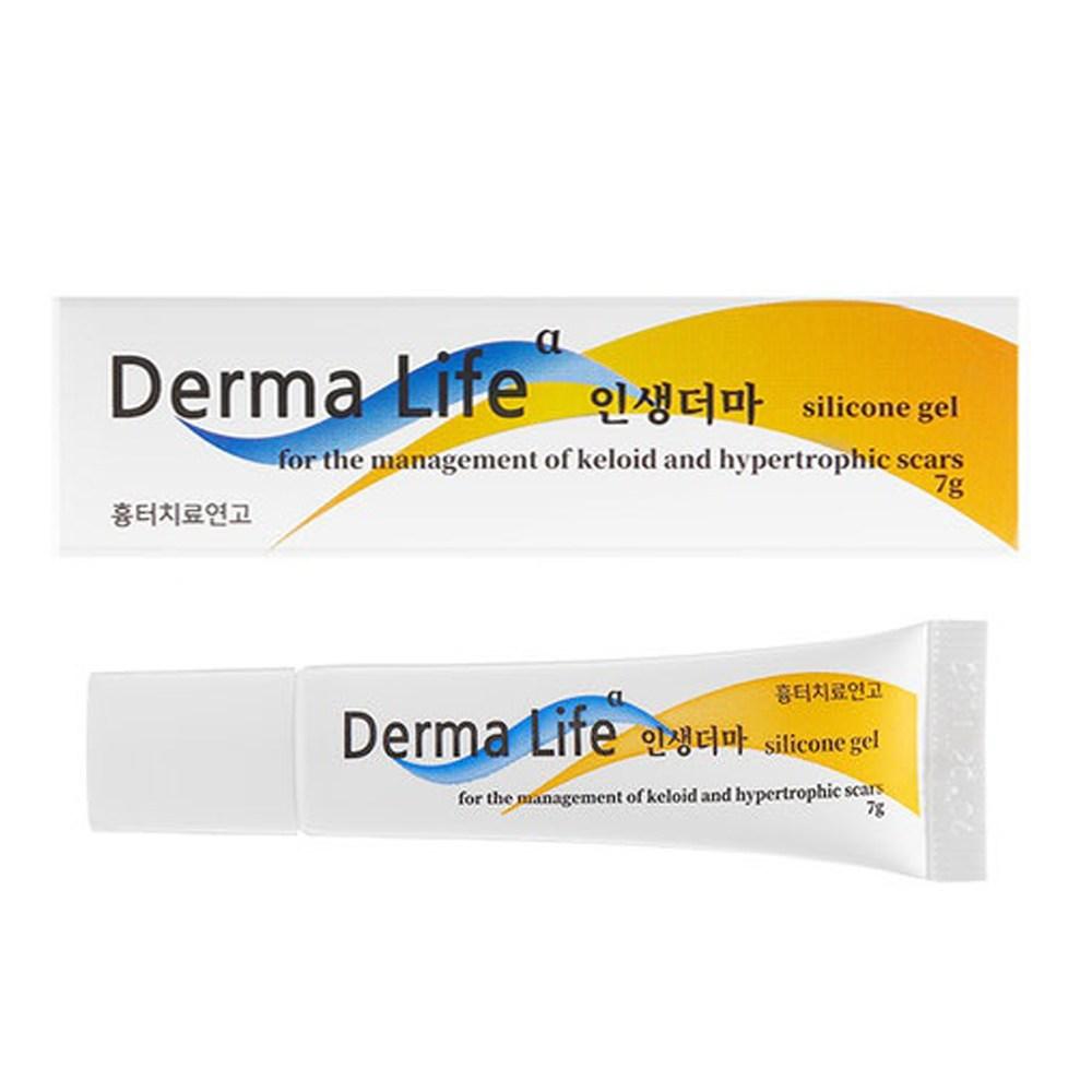 [정품]인생더마 흉터치료제 여드름흉터 제왕절개 상처 치료연고, 1개