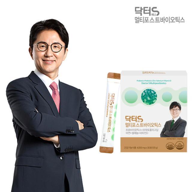 서재걸 닥터S 멀티포스트바이오틱스 1박스(4g /30포)
