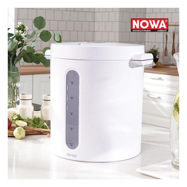 [노와] 무선 진공쌀통 10Kg NWA-602