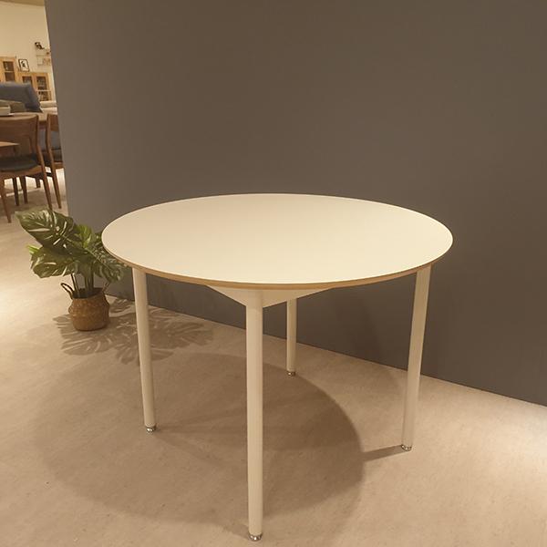 데코룸 리치원형테이블 식탁테이블, 100사이즈