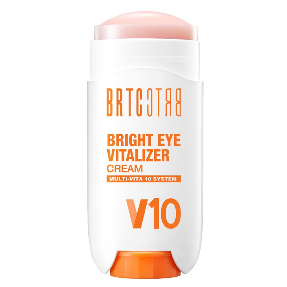 비알티씨 BRTC V10 브라이트 아이 바이탈라이저 크림 16g 광채 아이스틱 아이크림, 1개