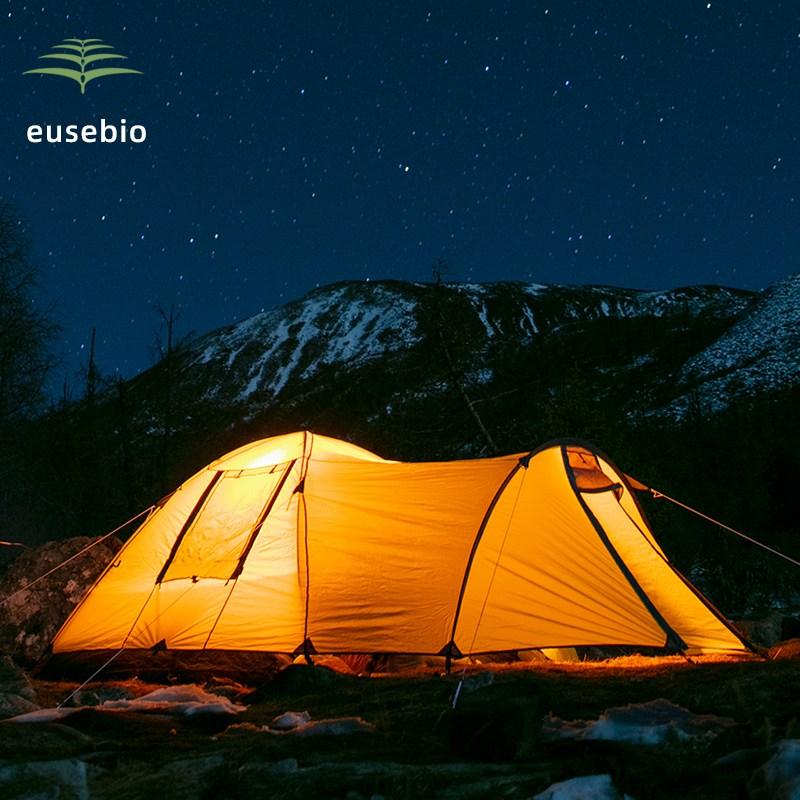 거실형텐트 투룸 가성비 겨울 장박 루프탑 캠핑 텐트, 한개옵션0