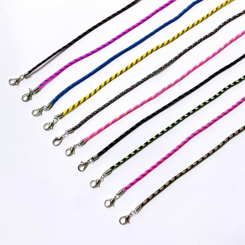 10개세트 쵸이스샵 일반형 마스크 스트랩 목걸이 끈 고리 줄 분실방지