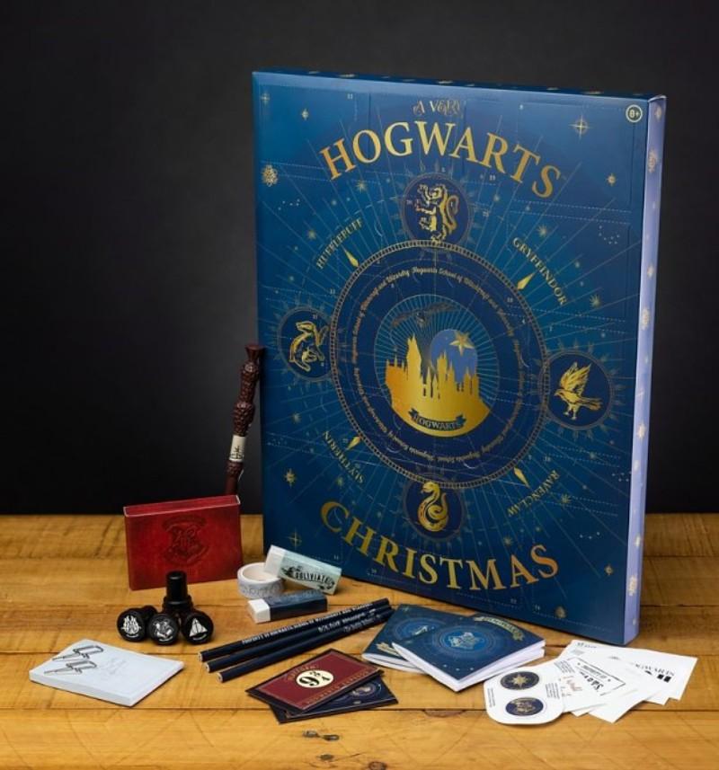 해리포터 어드벤트 캘린더 2020 크리스마스 선물 문구세트 호그와트