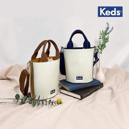 [클리어런스] 케즈 STRING BUCKET BAG N