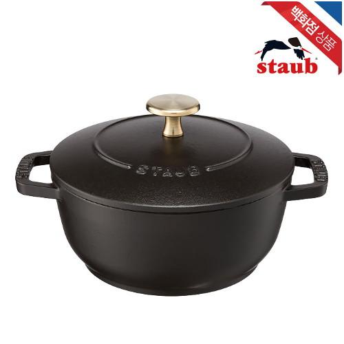 [스타우브] [스타우브]아시아볼 16cm 블랙 ST1731623, 단일상품, 옵션선택