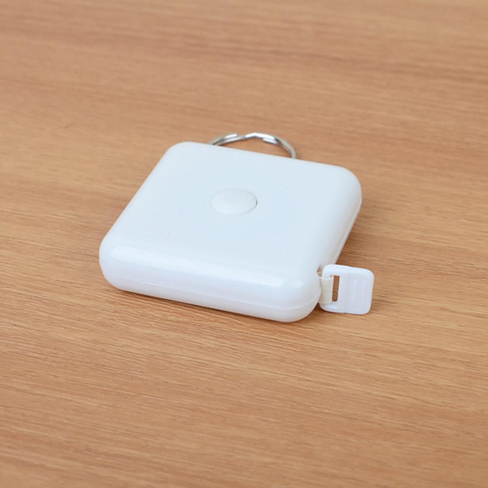 2m 휴대용 사각 줄자 몸치수 스마트 인치 피팅 디지털, 단품
