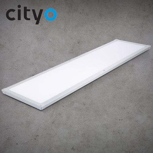 국내산 LED엣지 도광판 1280X320 50W 초슬림 면조명 KS 삼성칩 씨티