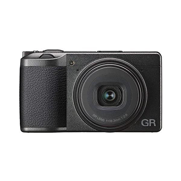 [독일] Ricoh GR III Ultimate-Schnappschusskamera Premium-Kompaktkamera 24MP APS-C-Sensor 28 mm F2.8 Ho, Ricoh GR III_Single