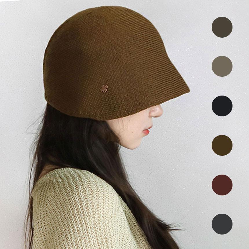 이코마켓 국산 여성 가을모자 겨울모자 울 벙거지 모자 니트모자 니트벙거지 보넷모자 여자버킷햇