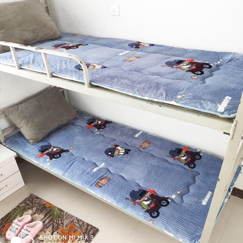 토퍼 템퍼 매트리스 침구 기타 싱글 학생 기숙사 털 퍼 다운 침대 요, AG_90 x 190