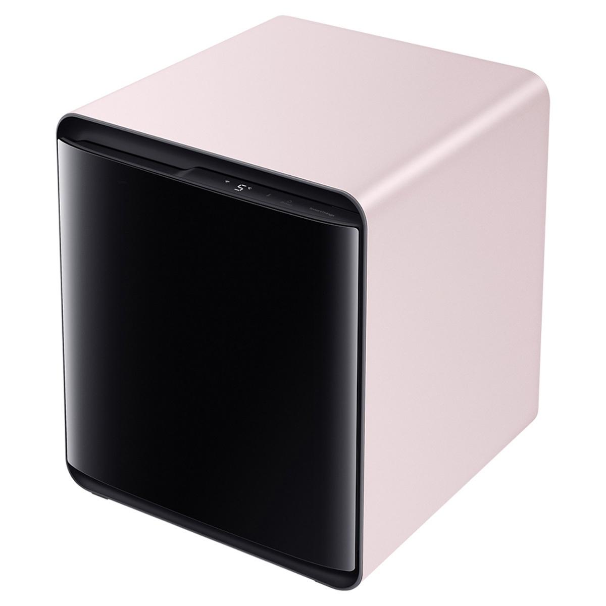 삼성 비스포크 큐브 냉장고 25L 멀티 수납존, 코타화이트 (POP 4847157777)