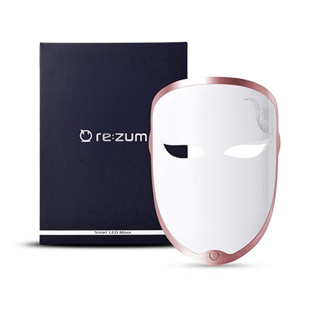 스텔라룸 스마트 피부 관리기 LED 마스크, 단일